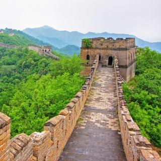 Great Wonder Wall in China - Obrázkek zdarma pro iPad mini