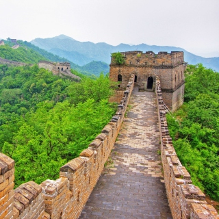 Great Wonder Wall in China - Obrázkek zdarma pro iPad 2