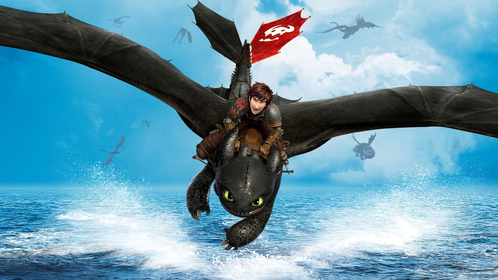 Pictures of the dragons in how to train your dragon