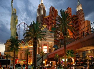 Las Vegas Nevada Background for Android, iPhone and iPad
