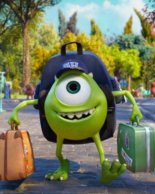 Monsters Uiversity Disney Pixar - Obrázkek zdarma pro Nokia Lumia 620