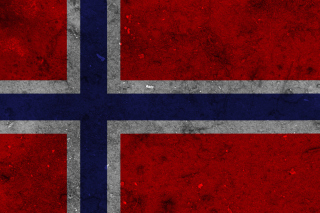 Norway Flag Scandinavian Cross Background for Android, iPhone and iPad