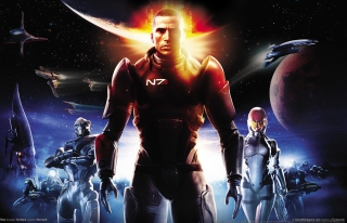 Mass Effect Wallpaper for Android, iPhone and iPad