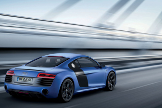 Audi R8 Coupe Background for Android, iPhone and iPad