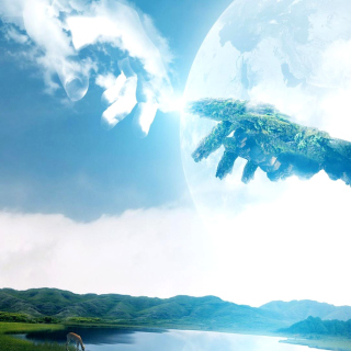 Heaven Art - Obrázkek zdarma pro iPad mini