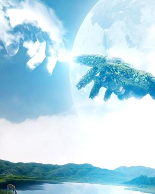 Heaven Art - Obrázkek zdarma pro 240x320