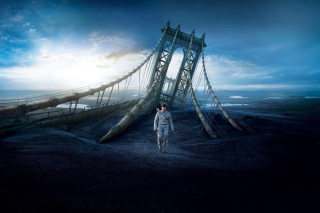 Oblivion, Tom Cruise Wallpaper for Android, iPhone and iPad