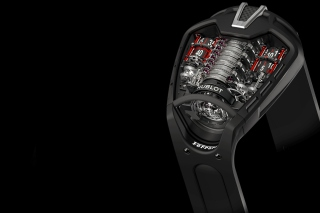 Hublot - Swiss Luxury Watches & Chronograph Wallpaper for Android, iPhone and iPad