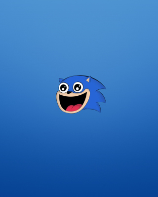Sonic The Hedgehog - Obrázkek zdarma pro iPhone 6 Plus