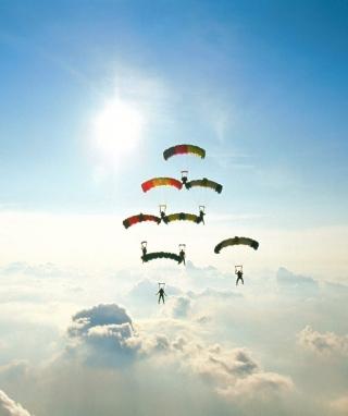 Flying - Obrázkek zdarma pro 240x400
