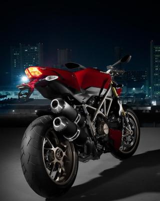 Ducati Streetfighter - Obrázkek zdarma pro 480x640