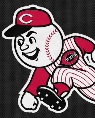 Cincinnati Reds Baseball team - Obrázkek zdarma pro Nokia Asha 503