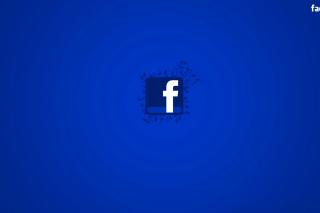 Facebook Social Network Logo - Obrázkek zdarma pro Nokia Asha 201
