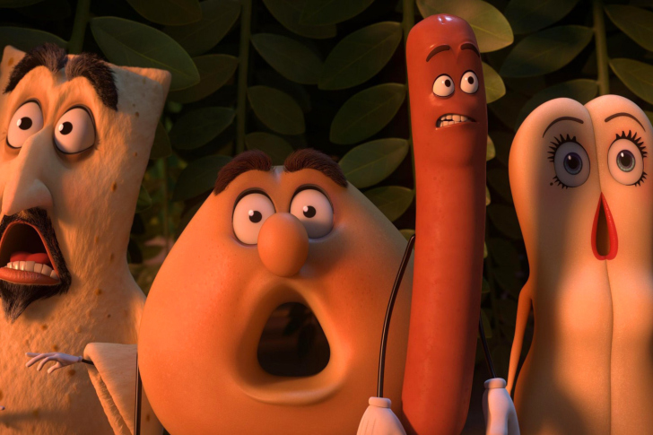 Sausage Party wallpaper