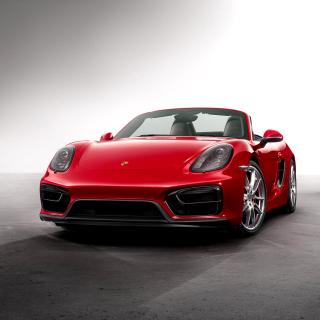 Porsche Boxster GTS - Obrázkek zdarma pro iPad mini