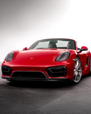 Porsche Boxster GTS - Obrázkek zdarma pro 640x960
