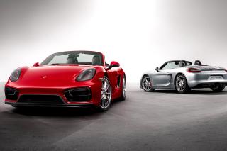 Porsche Boxster GTS - Obrázkek zdarma pro Samsung Galaxy S4