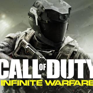 Call of Duty Infinite Warfare - Obrázkek zdarma pro iPad mini 2