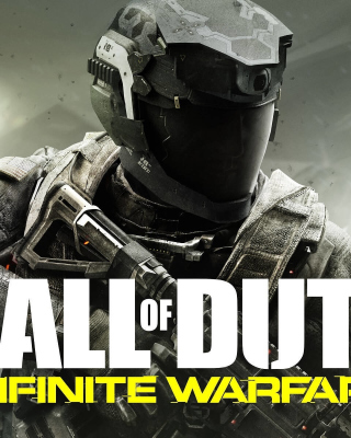 Call of Duty Infinite Warfare sfondi gratuiti per Nokia Asha 306