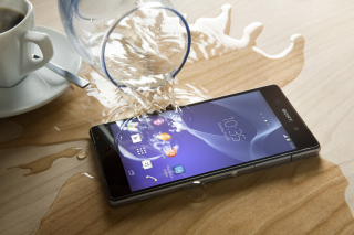 Sony Xperia Z2 Wallpaper for Android, iPhone and iPad