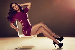 Stylish Katy Perry Wallpaper for Android, iPhone and iPad
