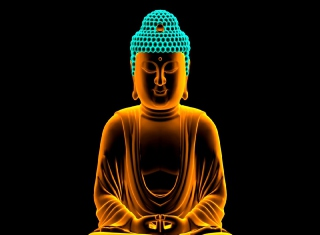 Buddha - Obrázkek zdarma pro Samsung Galaxy Tab S 8.4