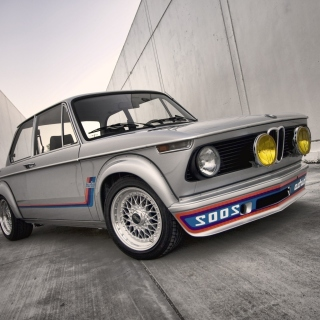BMW 2002 02 Series - Obrázkek zdarma pro 1024x1024