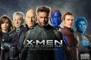X-Men Days Of Future Past 2014 - Obrázkek zdarma pro Nokia Asha 200