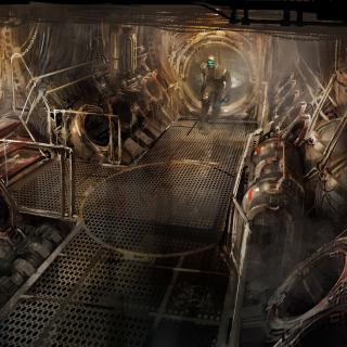 Dead Space 3 - Obrázkek zdarma pro 208x208