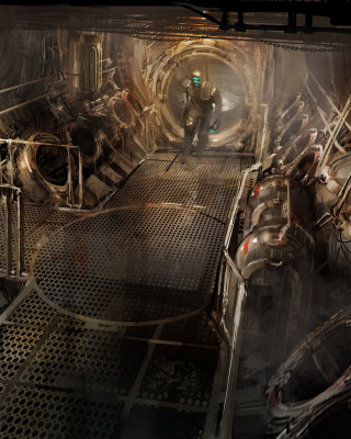 Dead Space 3 - Obrázkek zdarma pro Nokia C2-06