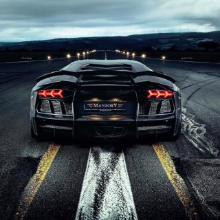 Lamborghini Aventador Mansory - Obrázkek zdarma pro iPad 3