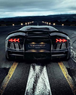 Lamborghini Aventador Mansory - Obrázkek zdarma pro iPhone 6
