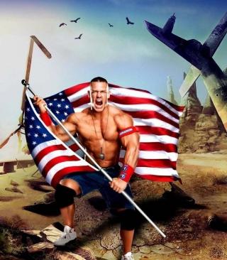 John Cena - Obrázkek zdarma pro iPhone 5S