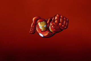 Iron Man Marvel Comics Picture for Android, iPhone and iPad