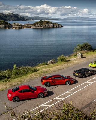 Top Gear - Obrázkek zdarma pro Nokia X6