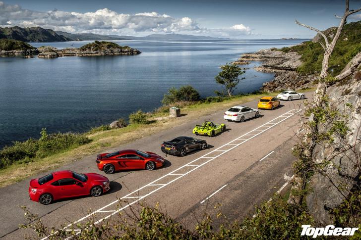 Top Gear wallpaper