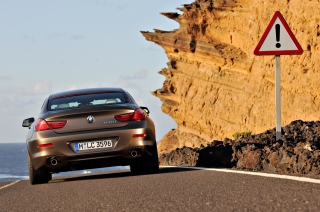 Free BMW 6 Series Gran Coupe Picture for Android, iPhone and iPad