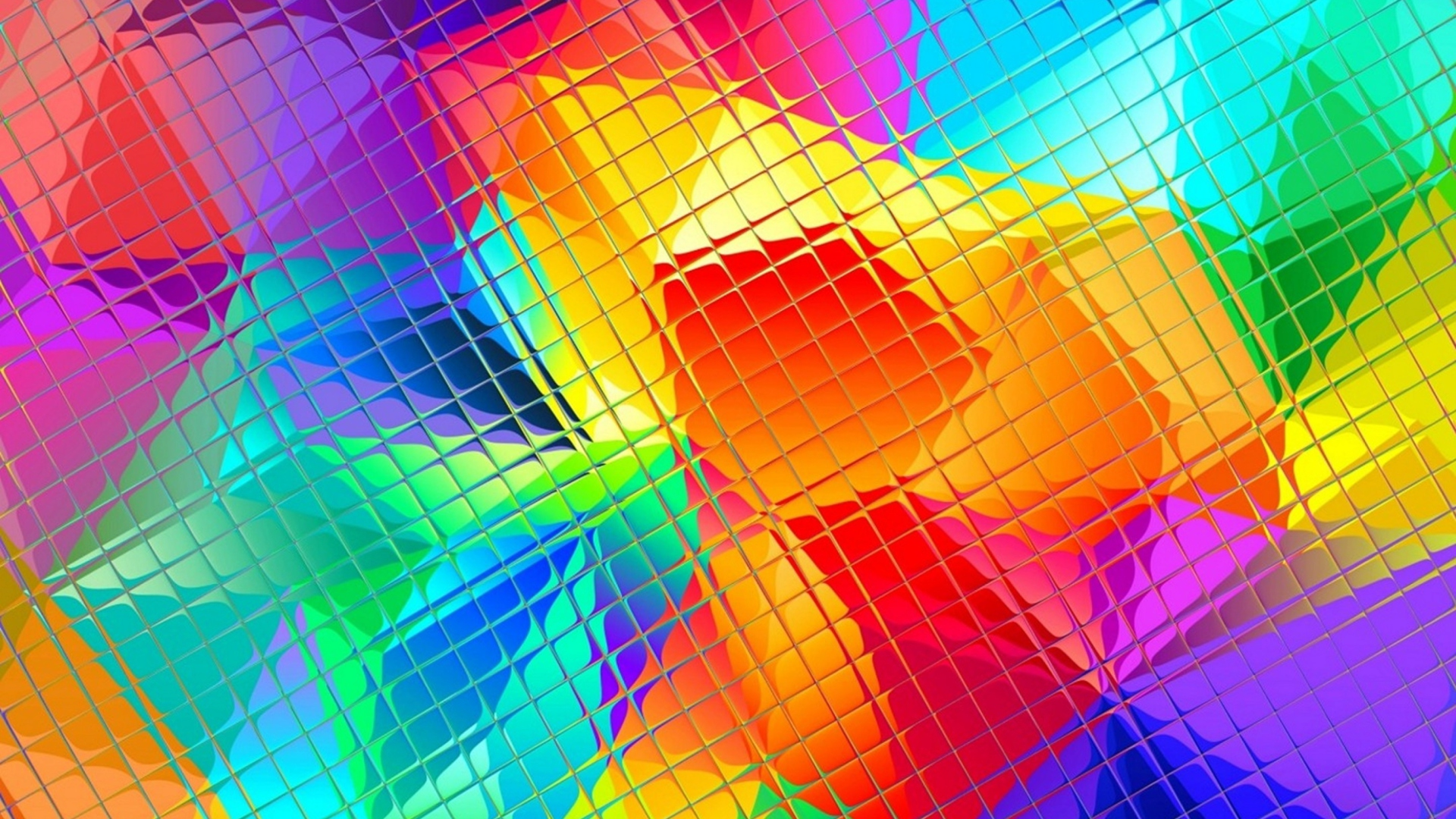 Galaxy S5 Crystal Wallpaper For Desktop 1920x1080 Full HD