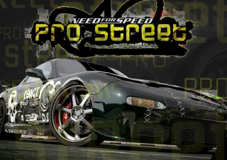 Need for Speed Pro Street Background for Android, iPhone and iPad