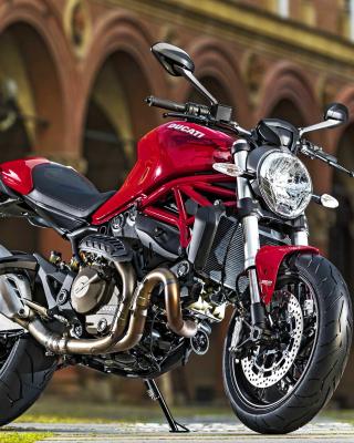 Ducati Monster 821 - Obrázkek zdarma pro iPhone 3G
