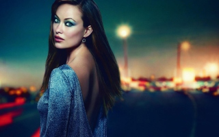 Beautiful & Elegant Olivia Wilde Background for Android, iPhone and iPad