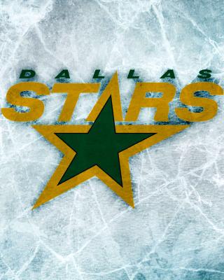 Dallas Stars - Obrázkek zdarma pro iPhone 5