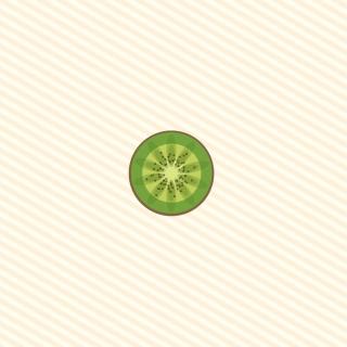 Kiwi Illustration - Obrázkek zdarma pro iPad Air