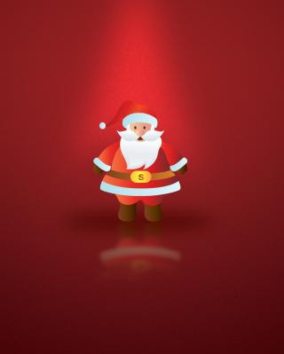 Santa Claus - Obrázkek zdarma pro Nokia X1-00
