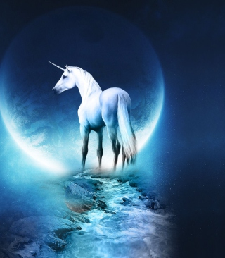 Last Unicorn - Obrázkek zdarma pro Nokia X3-02