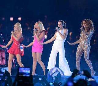Spice Girls - Obrázkek zdarma pro 320x320