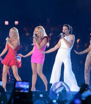 Spice Girls - Obrázkek zdarma pro 768x1280