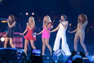 Spice Girls - Obrázkek zdarma pro Samsung Galaxy Tab 3 10.1
