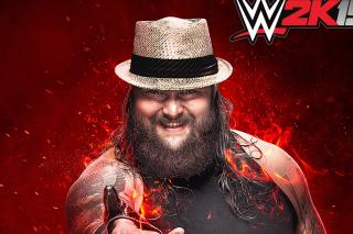 WWE 2K15 Bray Wyatt - Obrázkek zdarma pro HTC One