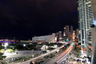 Miami City - Obrázkek zdarma pro Samsung P1000 Galaxy Tab